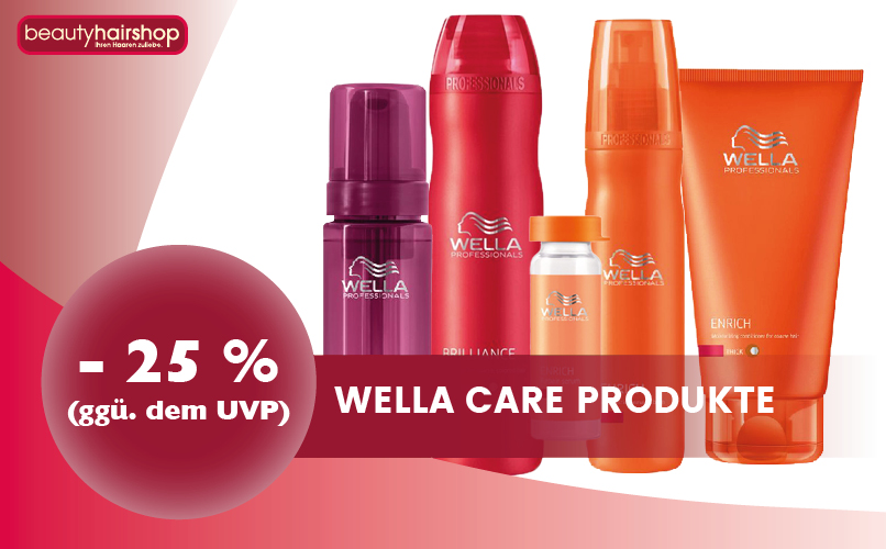 WELLA CARE SALE
