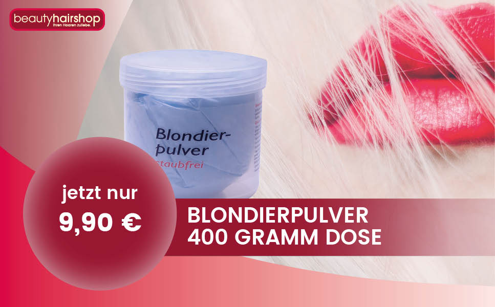 BLONDIERPULVER ANGEBOT
