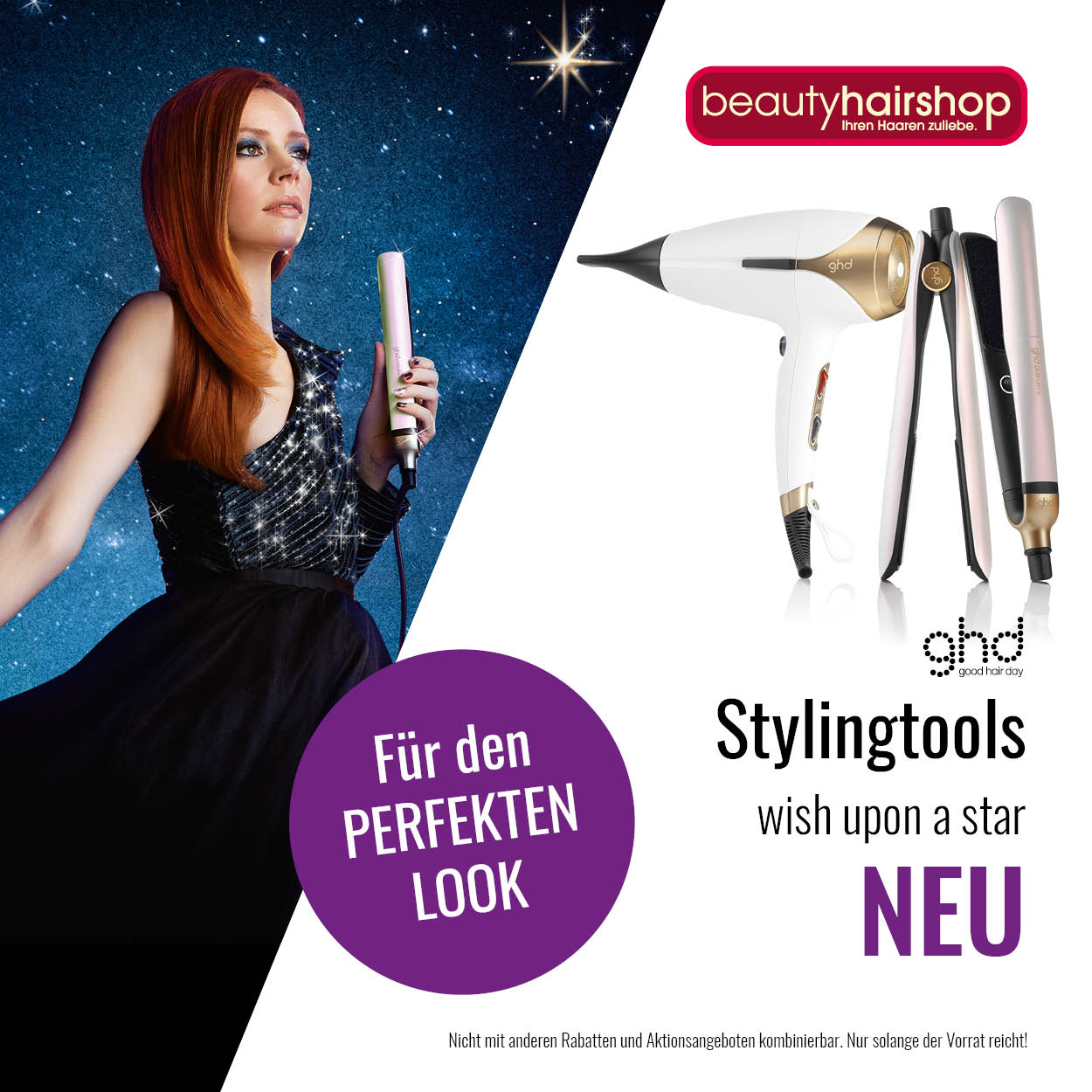 NEU! GHD LIMITED EDITION